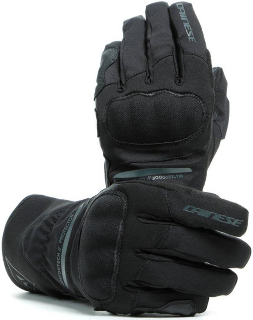 Dainese Aurora D-Dry gants de moto imperméables pour dames Noir taille : XS