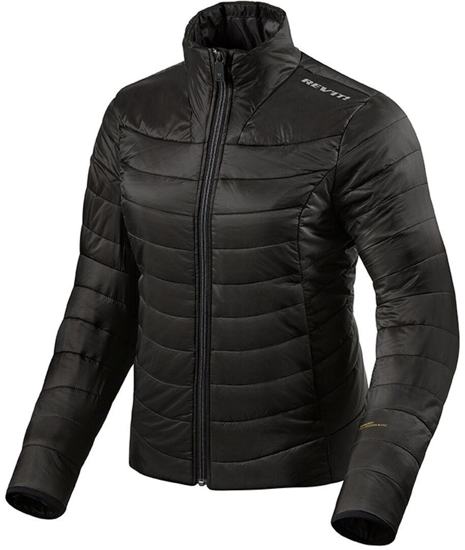 Revit Solar 2 Veste textile de moto de dames Noir taille : XL