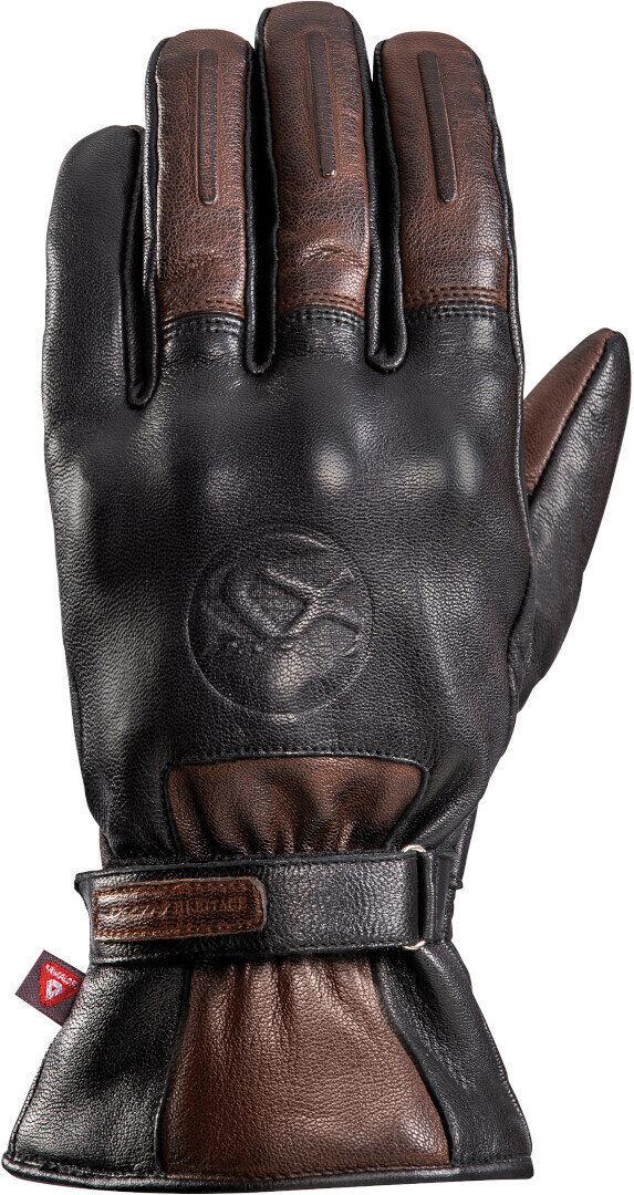 Ixon Pro Randall Gants de moto Noir Brun taille : M