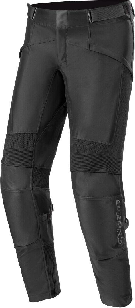 Alpinestars T-SP5 Rideknit Pantalon textile moto Noir taille : S