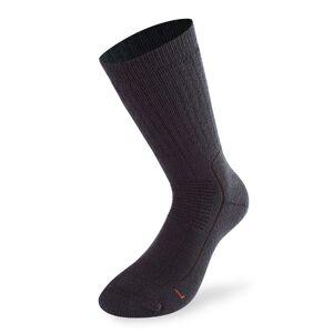 Lenz Trekking 6.0 Chaussettes Noir taille : 35 36 37 38 - Publicité