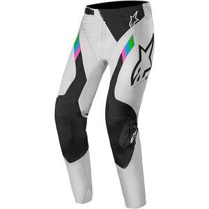 Alpinestars Super Tech Limited Edition Pantalon MX Noir Blanc taille : 38 - Publicité
