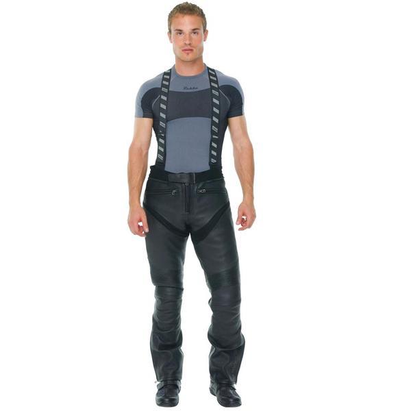 Rukka Merlin Gore-Tex Pantalon de moto Noir taille : 58