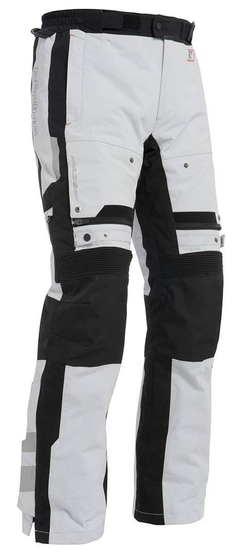 Bering Rando Pantalon textile Noir Gris taille : 3XL