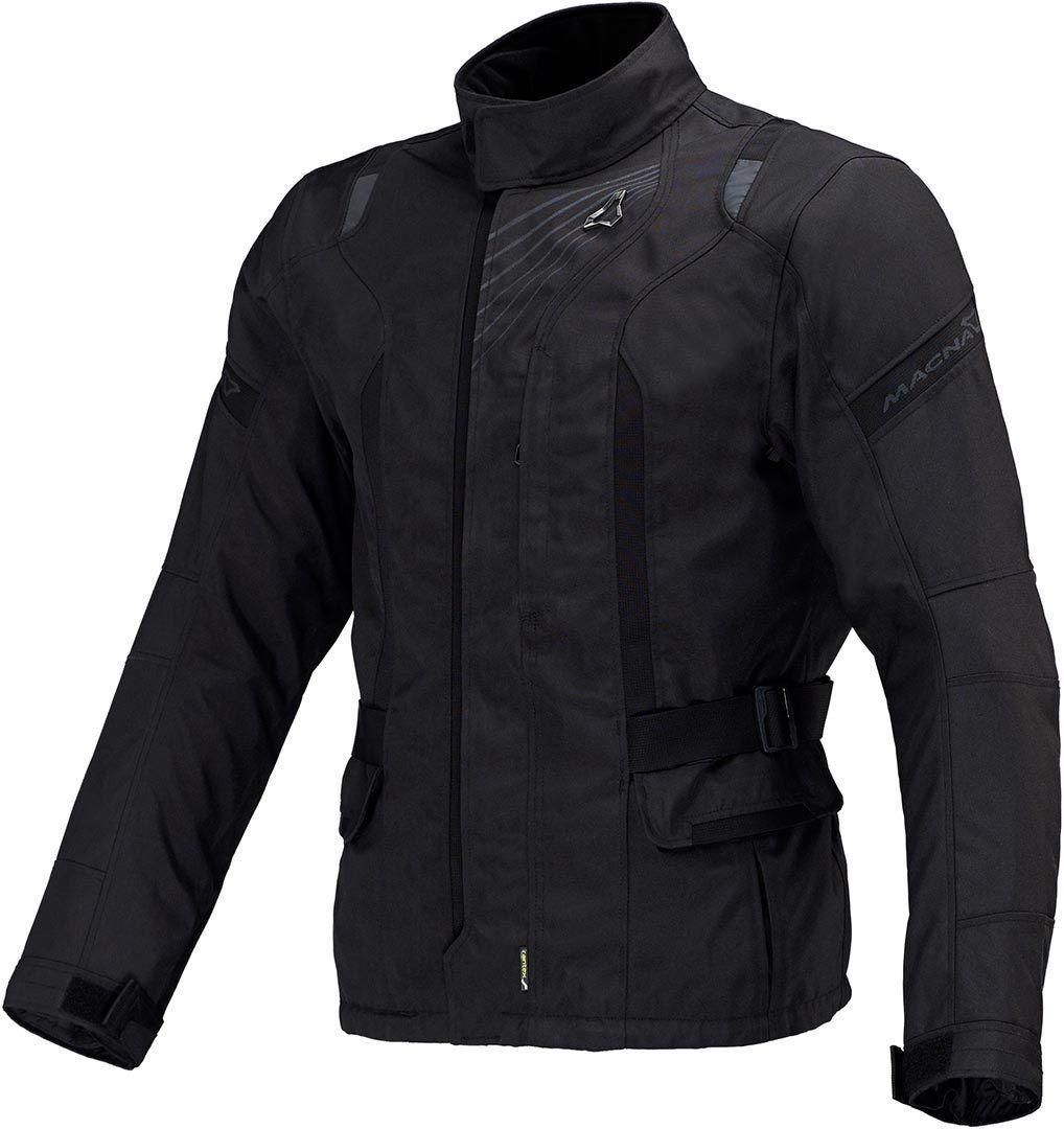Macna Essential RL Veste textile Noir taille : L