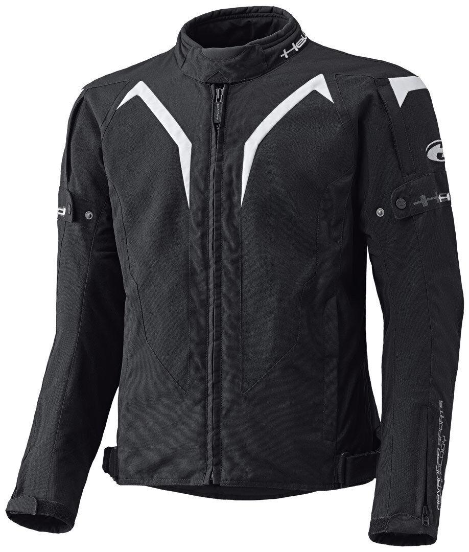 Held Zelda Veste textile de moto Noir Blanc taille : 2XL