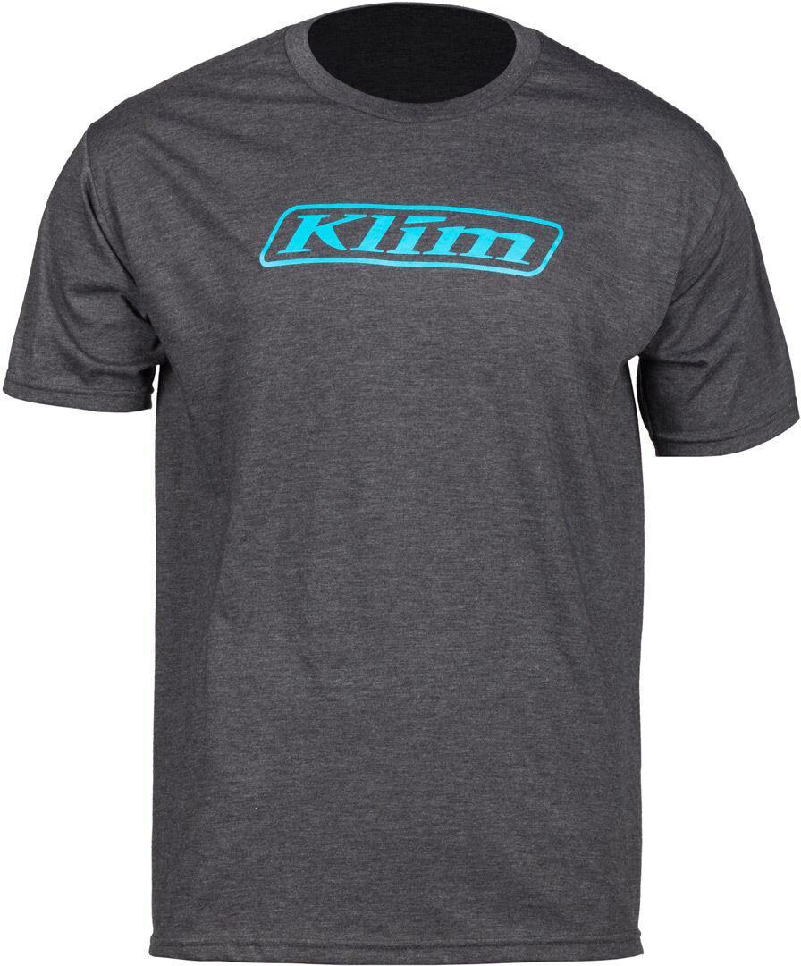 Klim Word T-Shirt Gris taille : S