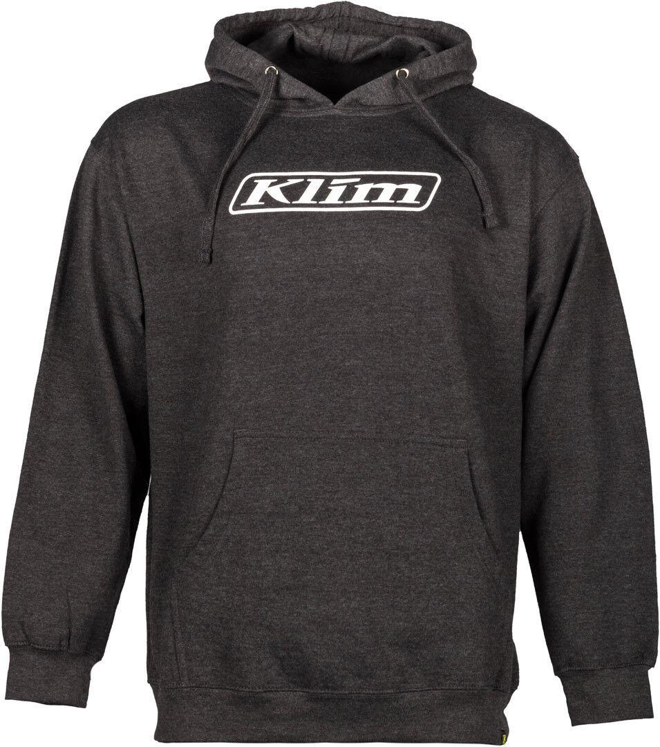 Klim Word Pullover Gris taille : 2XL