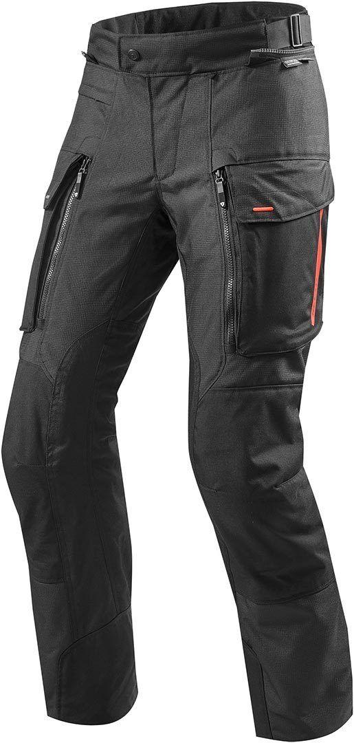 Revit Sand 3 Pantalon textile Noir taille : XL