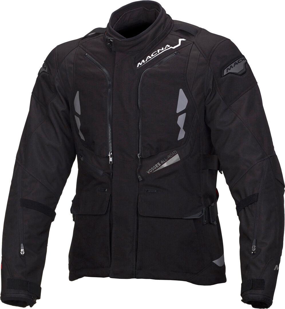 Macna Vosges Veste Textile moto Noir taille : S