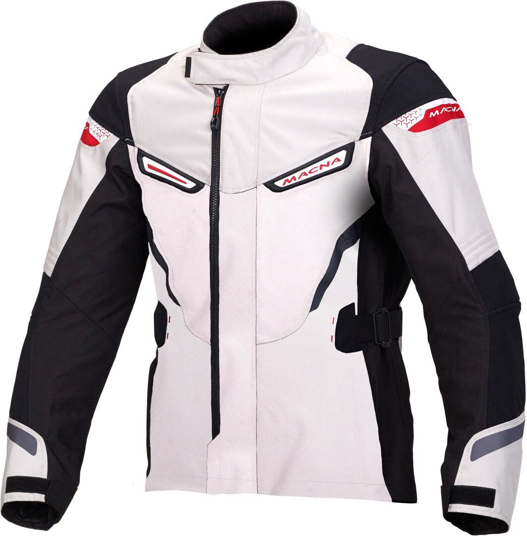 Macna Myth Veste textile moto Noir Blanc taille : L