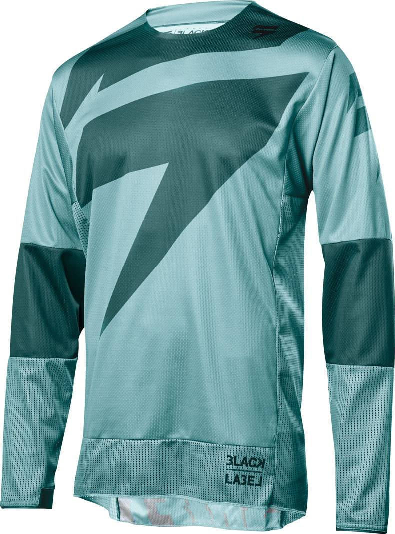 Shift 3LACK Mainline 2018 Maillot Turquoise taille : L