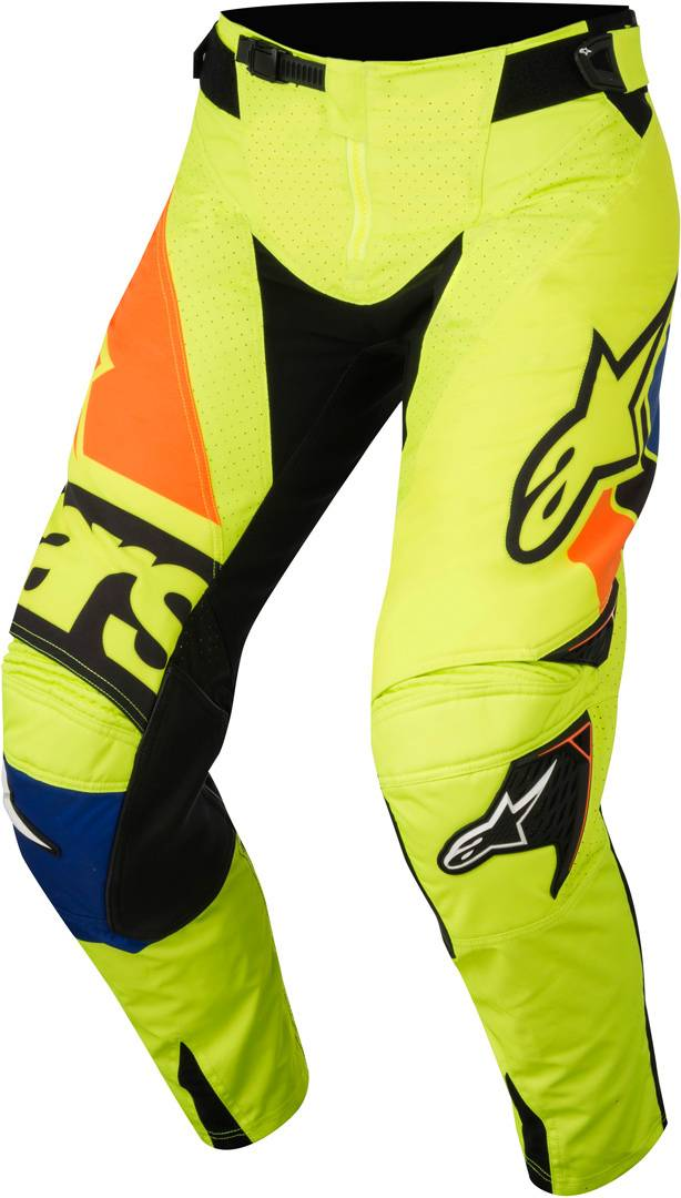 Alpinestars Techstar Factory 2018 Pantalon de motocross Noir Vert taille : 32