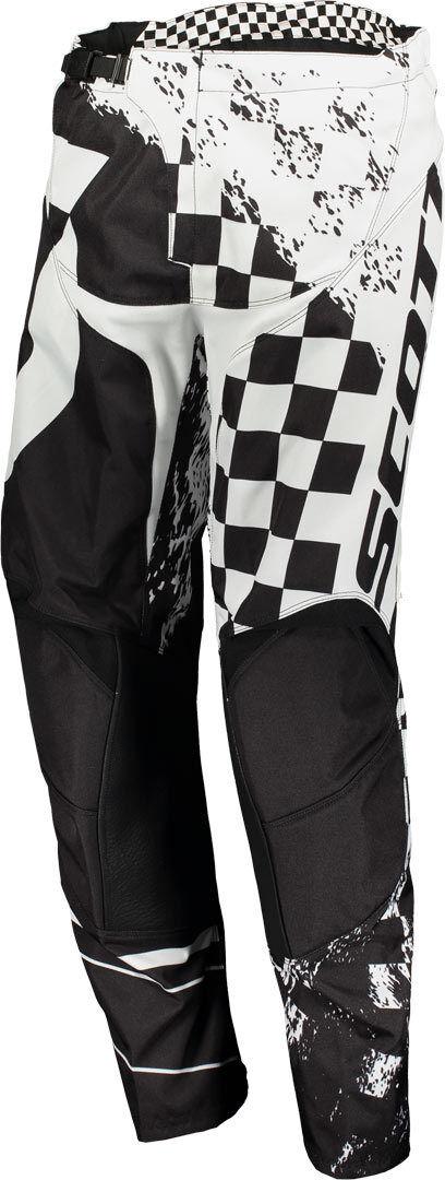 Scott 350 Track Pantalon motocross 2018 Noir Blanc taille : 34