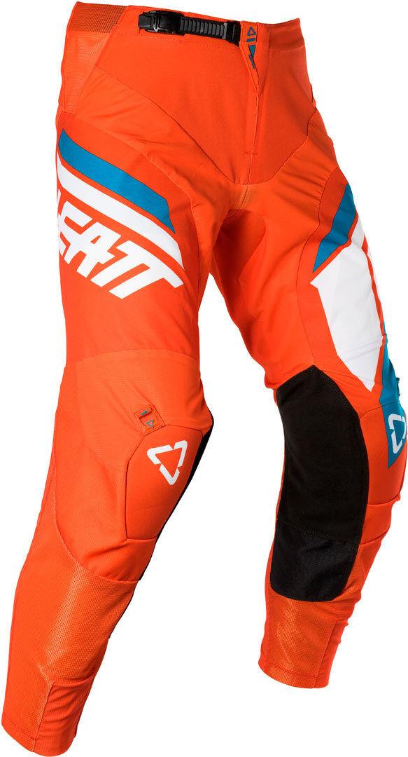 Leatt GPX 4.5 V20 Jeans/Pantalons Bleu Orange taille : 48