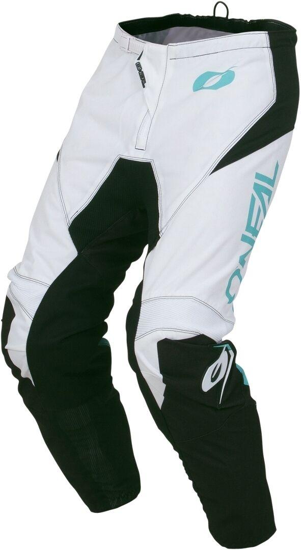 Oneal Element Racewear 2019 Pantalon Motocross Blanc taille : 34