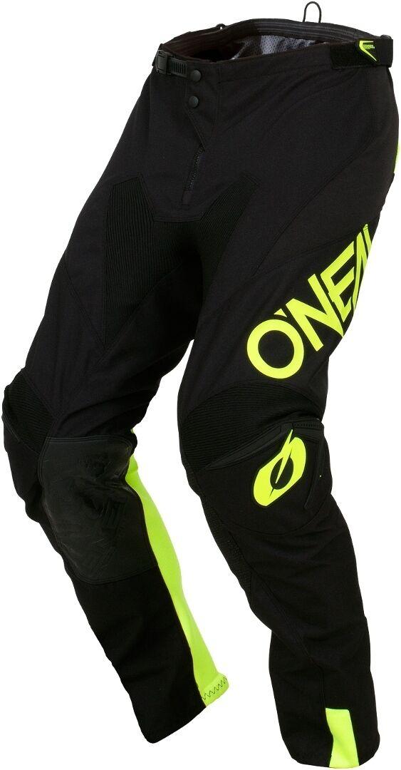 Oneal Mayhem Hexx 2019 Pantalon Motocross Jaune taille : 36