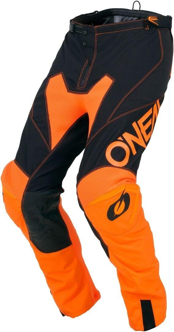 Oneal Mayhem Hexx 2019 Pantalon Motocross Orange taille : 38
