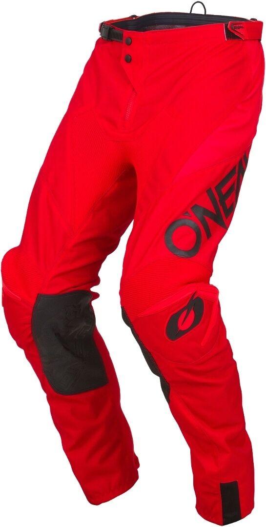 Oneal Mayhem Hexx 2019 Pantalon Motocross Rouge taille : 28