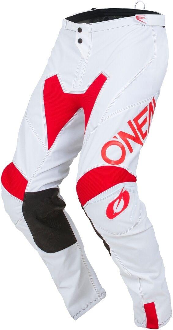 Oneal Mayhem Hexx 2019 Pantalon Motocross Blanc taille : 38