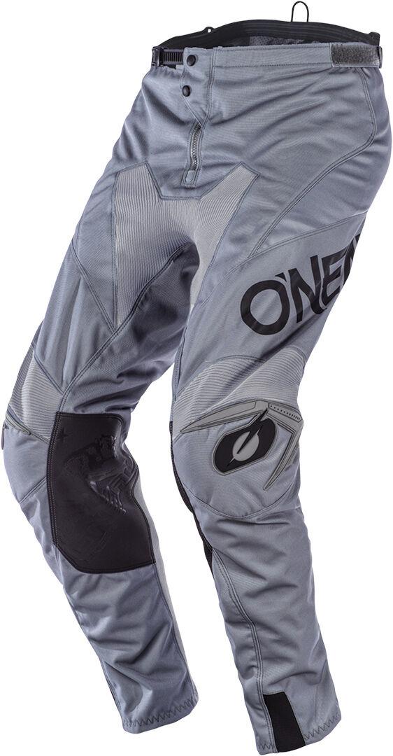 Oneal Mayhem Hexx 2019 Pantalon Motocross Noir Gris taille : 28