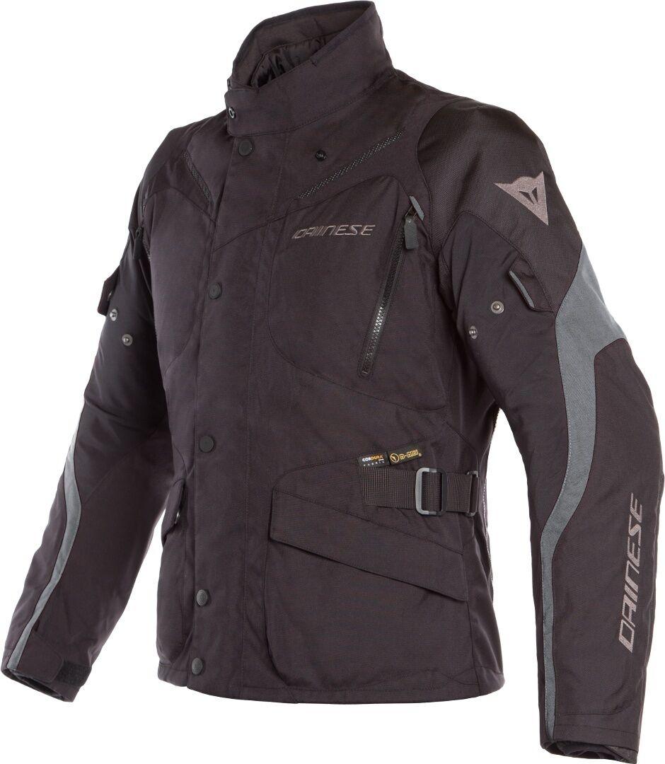 Dainese Tempest 2 D-Dry Veste textile de moto Noir Gris taille : 62
