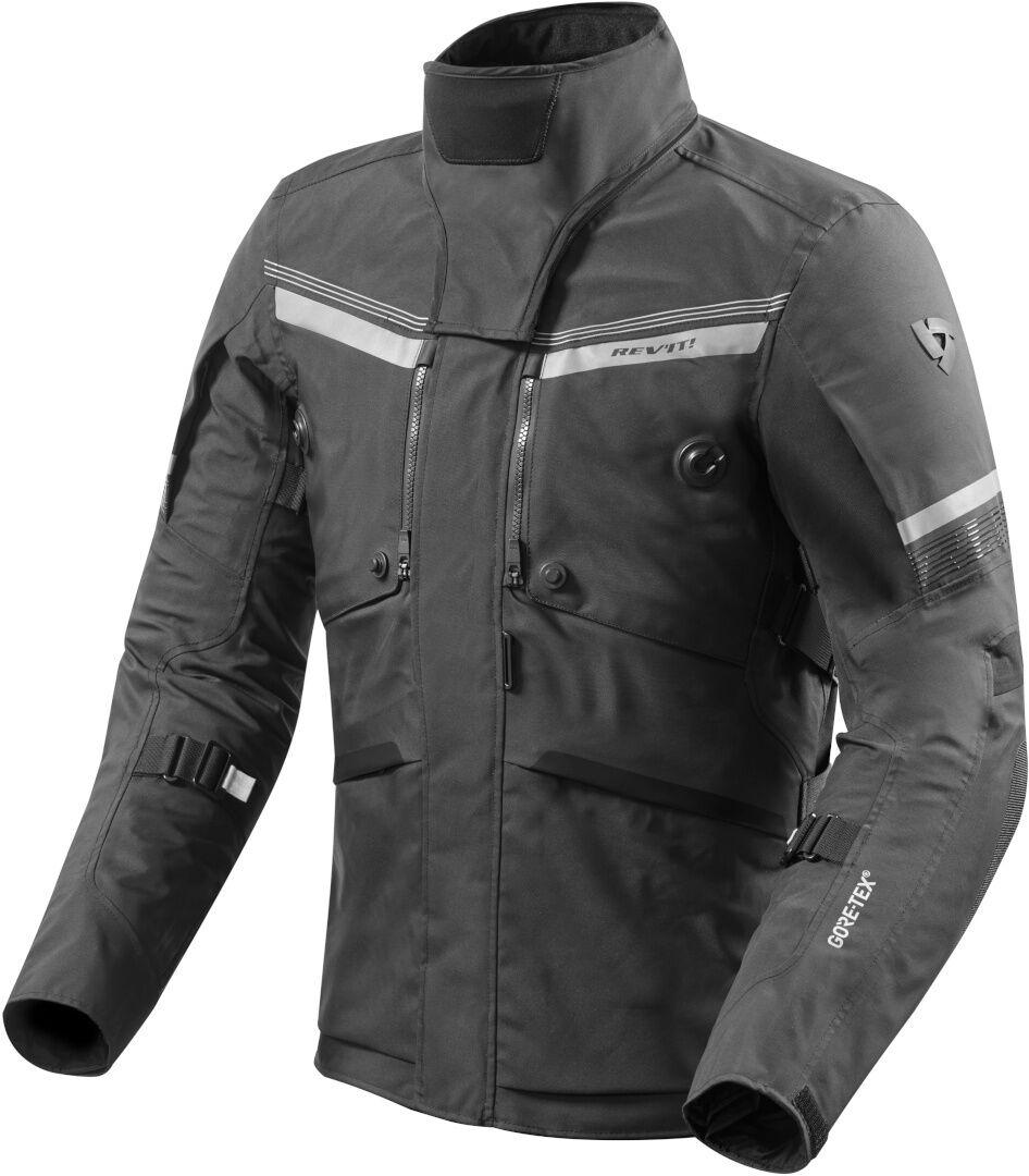 Revit Poseidon 2 Gore-Tex Motorcycle Textile Jacket Veste textile moto Noir taille : S