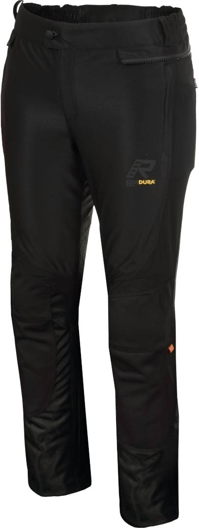 Rukka StretchAir Pantalon textile de moto Noir taille : 56