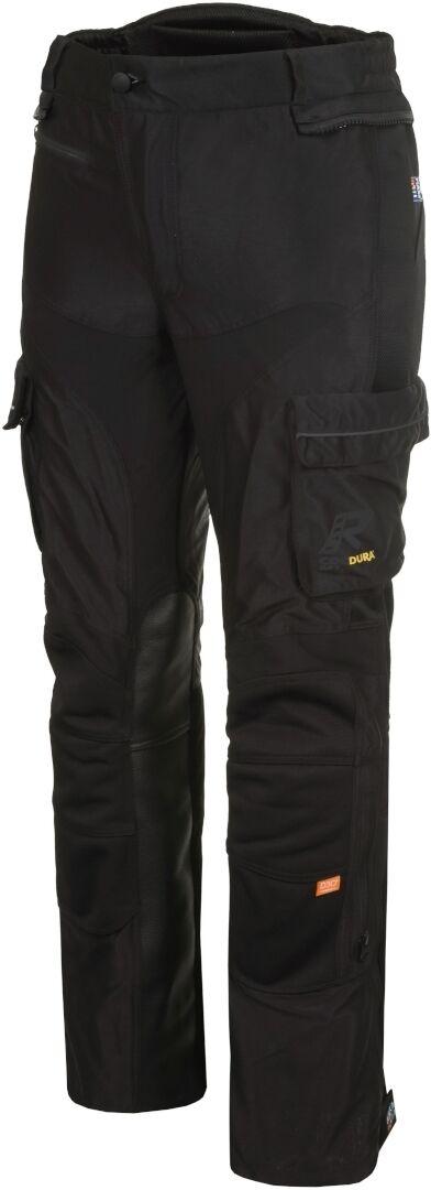 Rukka AirventuR Pantalon Textile moto Noir Gris taille : 60