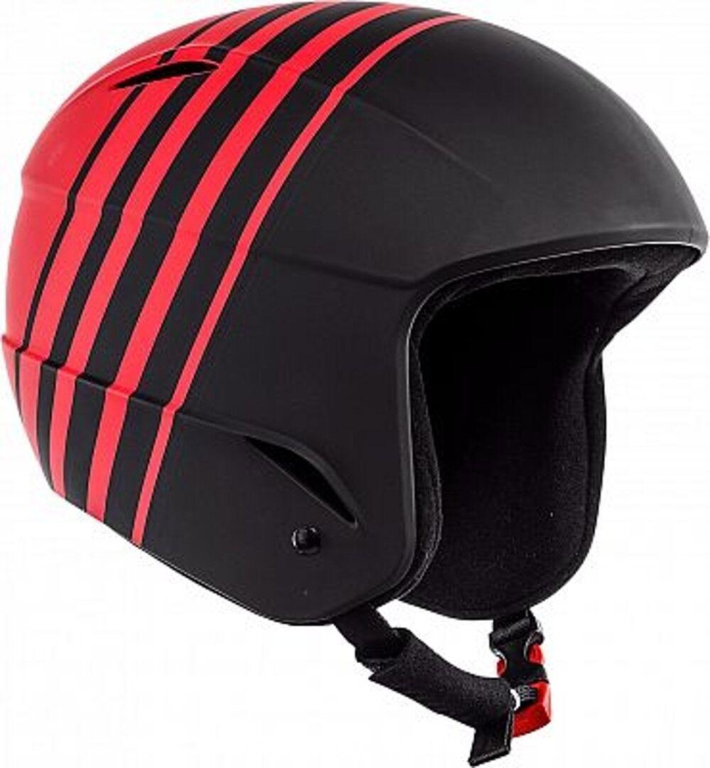 Dainese D-Race Casque de Ski enfants Noir Rouge taille : S M