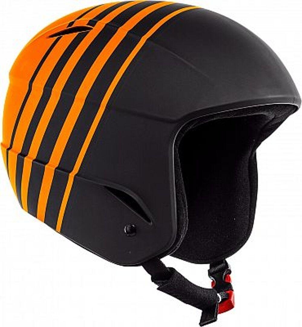 Dainese D-Race Casque de Ski enfants Noir Orange taille : S M