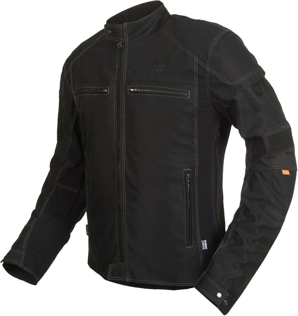 Rukka Raymore Veste Textile moto Noir Argent taille : 60