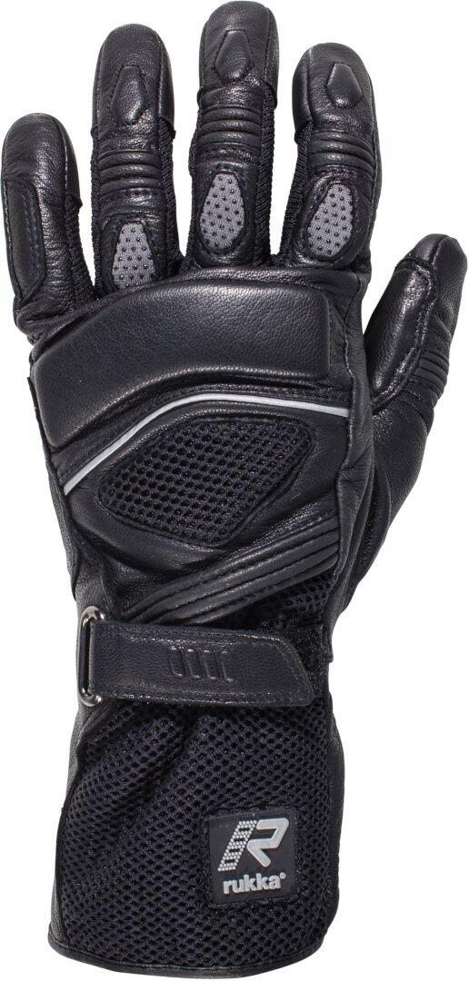 Rukka AFT-L Gants de moto Noir taille : XL