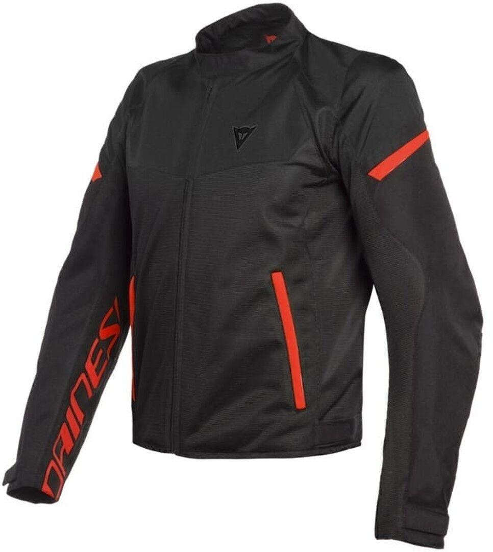 Dainese Bora Air Tex Veste Textile moto Noir Rouge taille : 56