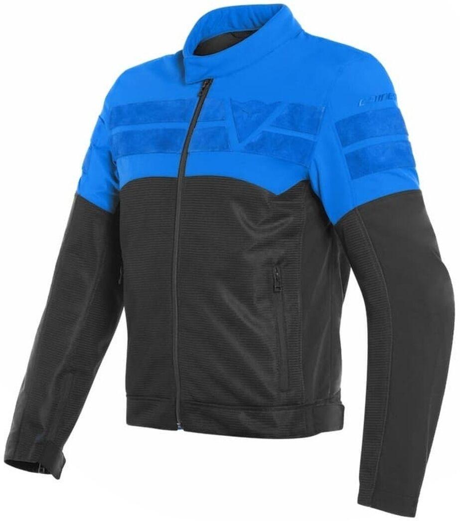 Dainese Air-Track Tex Veste Textile moto Noir Bleu taille : 52