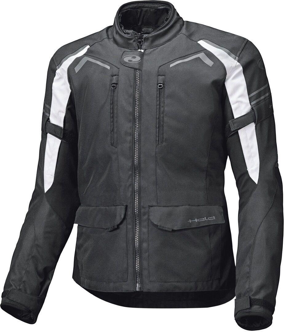 Held Kane Veste Textile moto Noir Blanc taille : 5XL
