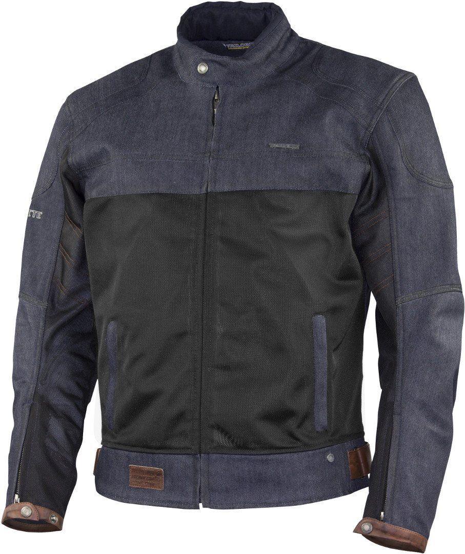 Trilobite Airtech Veste Textile moto Noir Bleu taille : XL
