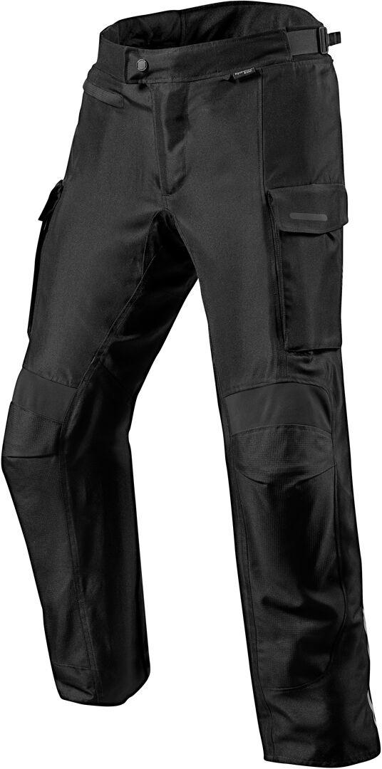 Revit Outback 3 Pantalon Textile moto Noir taille : S