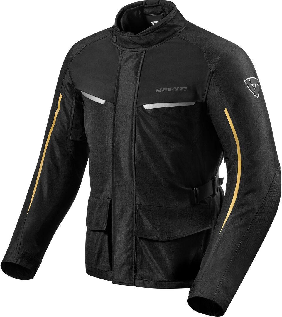Revit Voltiac 2 Veste Textile moto Noir Brun taille : S