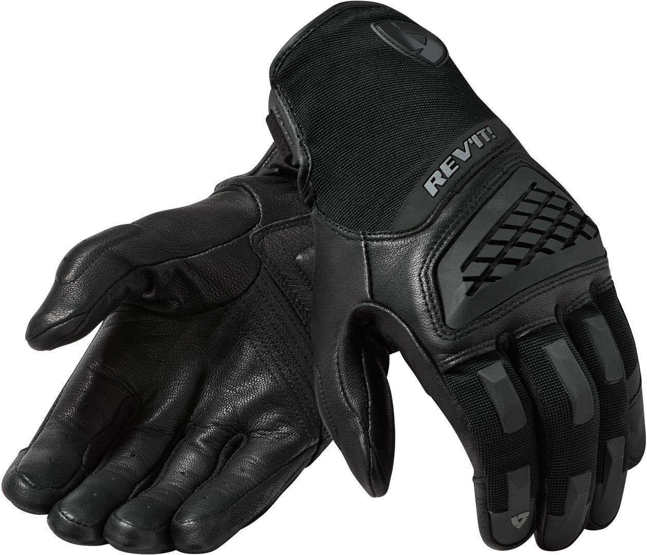 Revit Neutron 3 Gants de motocross Noir taille : S