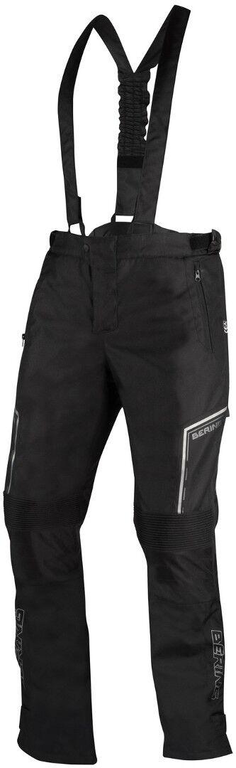 Bering Dusty Pantalon Textile moto Noir taille : L