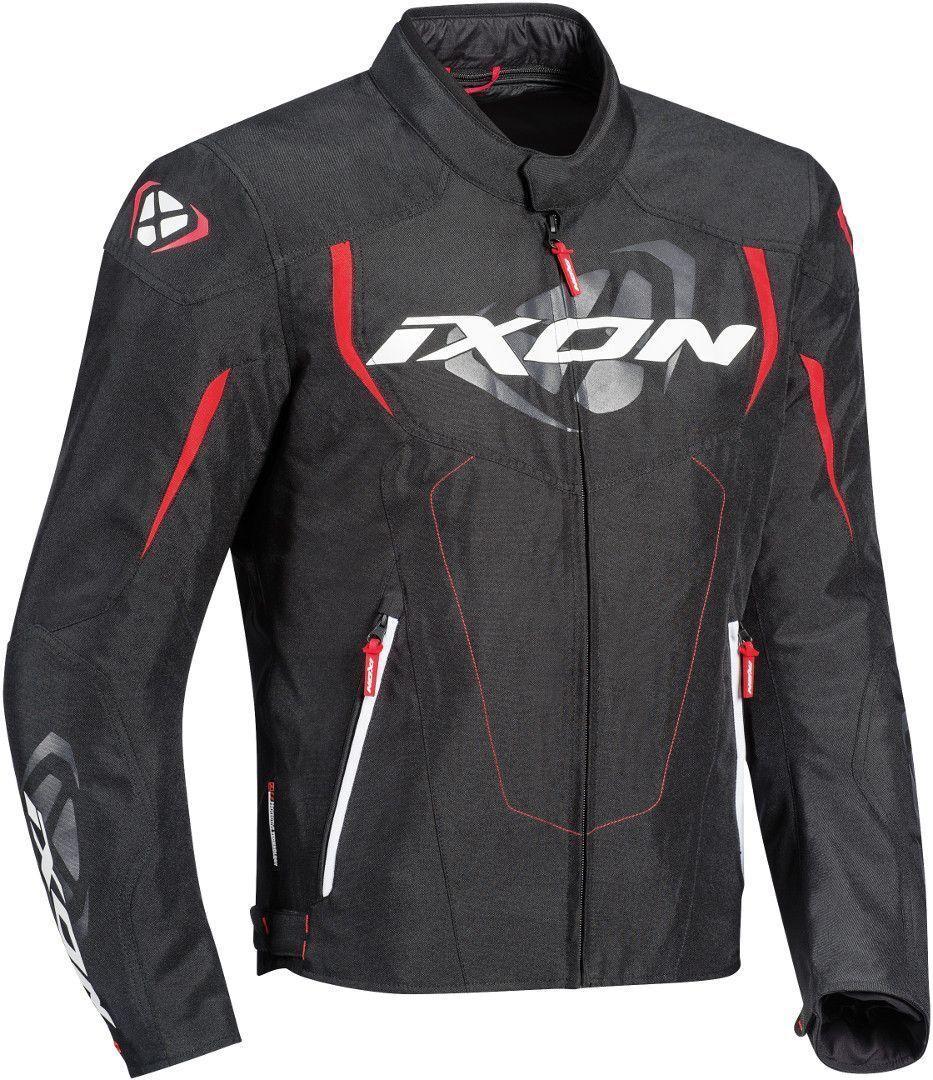 Ixon Cobra Veste Textile moto Noir Rouge taille : XL