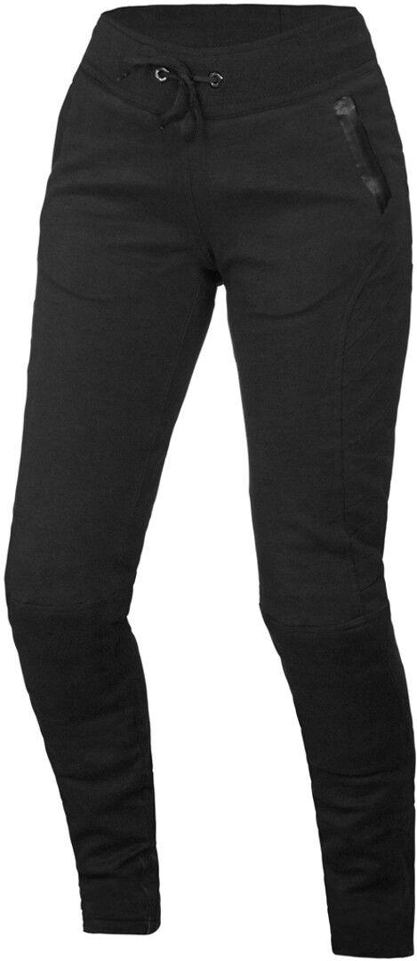 Macna Niche Dames de moto pantalon Textile Noir taille : L