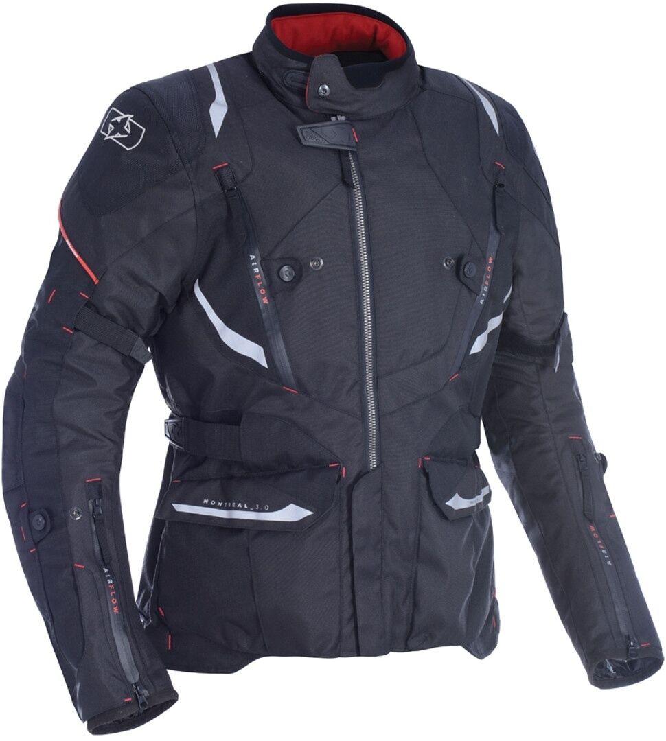 Oxford Montreal 3.0 Veste textile de moto Noir taille : M