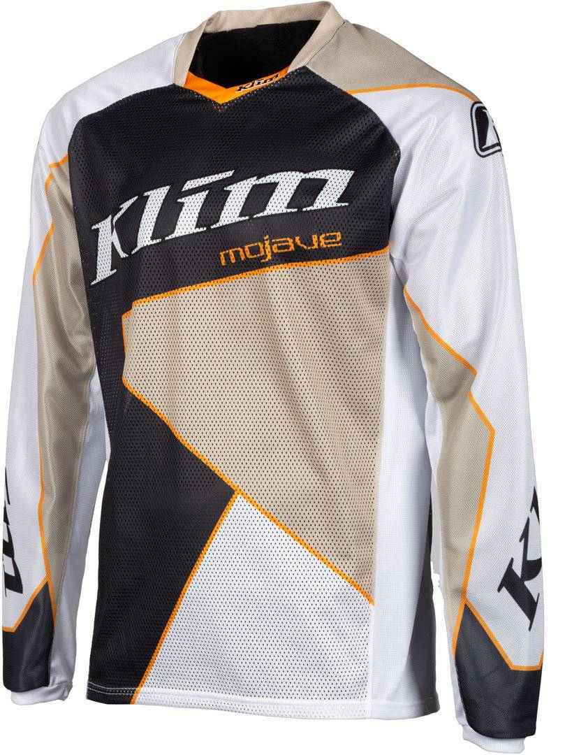Klim Mojave 2019 Maillot Motocross Beige taille : S