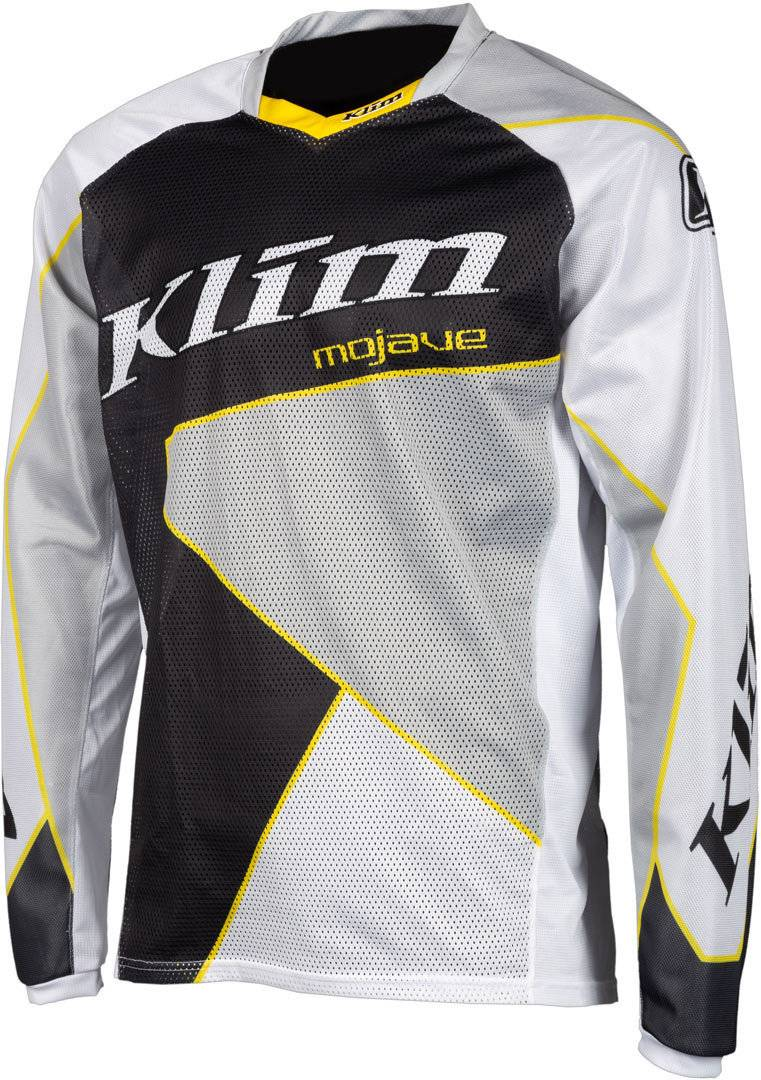Klim Mojave 2019 Maillot Motocross Gris taille : S