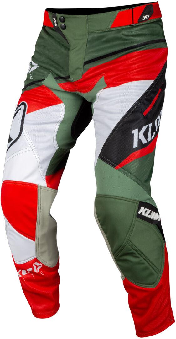 Klim XC Lite 2019 Pantalon Motocross Vert taille : 30