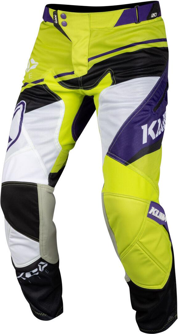 Klim XC Lite 2019 Pantalon Motocross Pourpre taille : 28