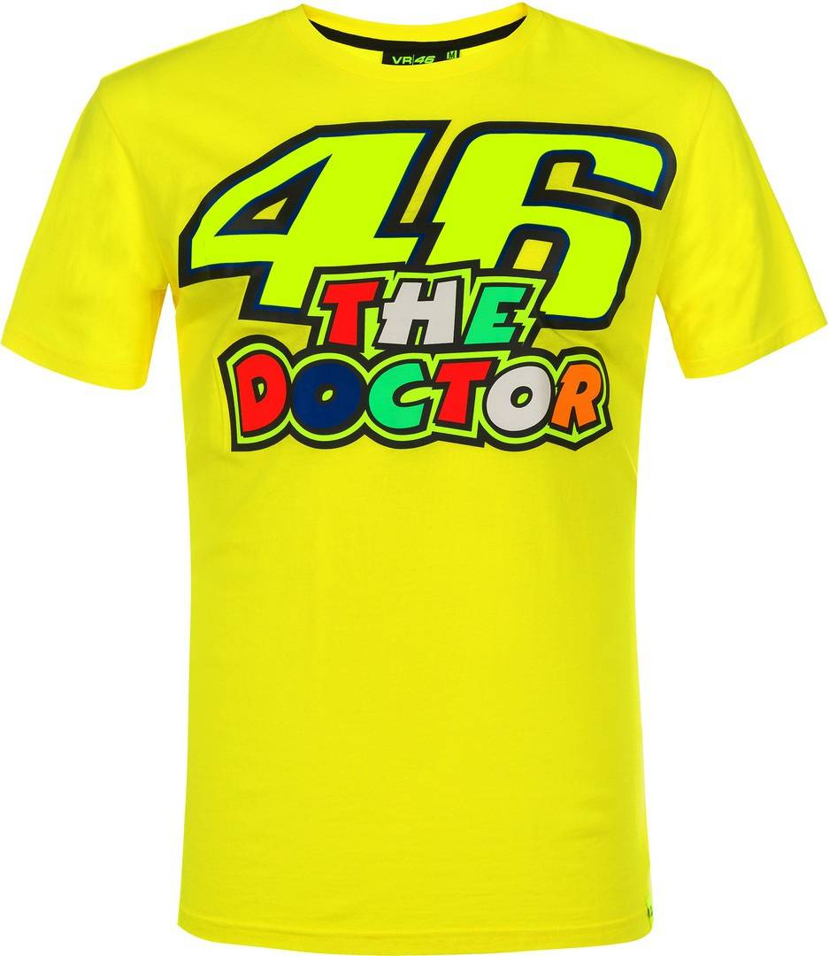VR46 The Doctor T-Shirt taille : XS