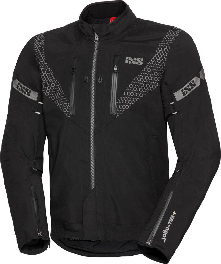 IXS Tour ST-Plus Veste Textile moto Noir taille : L